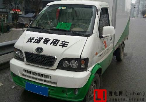 深圳新能源快递车