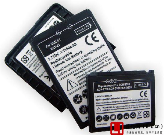 手机锂电池的几个小常识
