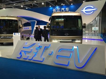 长江汽车通过发改委和工信部电动车生产资质审批