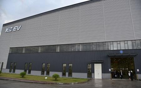 长江电动车生产基地