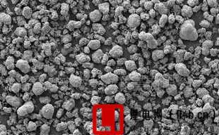 锰镍钴复合氧化物SEM图片