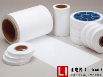 锂电池陶瓷隔膜