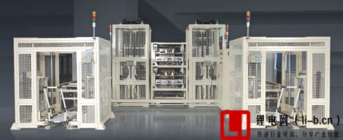 杭可科技锂电池自动化后处理系统