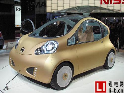 日产电动车