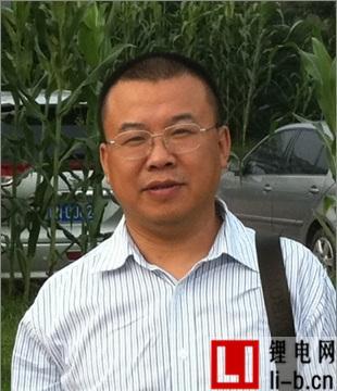 深圳山木电池董事长陈明军