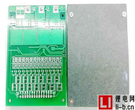 锂电池保护板工作原理