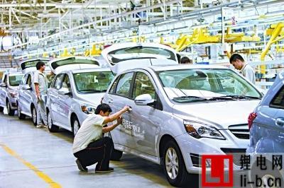 北京新能源汽车市场销售现状