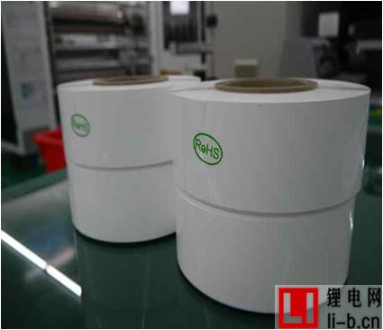 旭成科技干法隔膜:20μm高倍率型双层隔膜(XCJ2048)