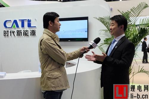 协会主办、政府支持、上市公司加入、全力打造中国锂电第一展IBTE