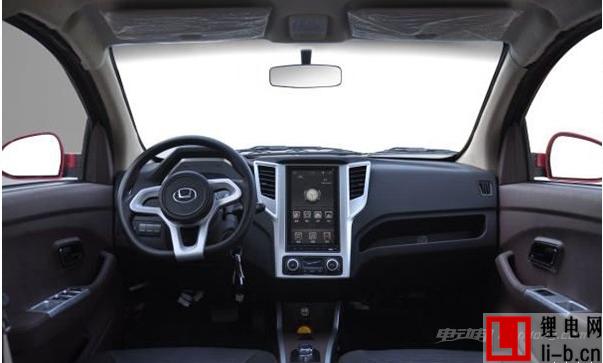 售价4.48万元,华泰EV160R将于本周日石家庄上市