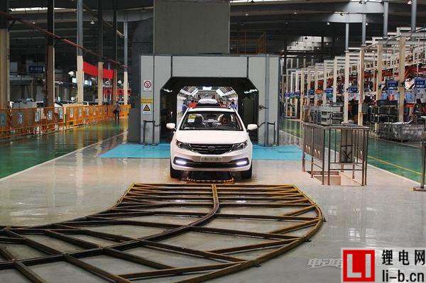 吉利新能源SUV明年5月投产,年产能30万
