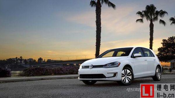 ,大众在华将推三款新能源汽车,新款e-Golf将9月上市