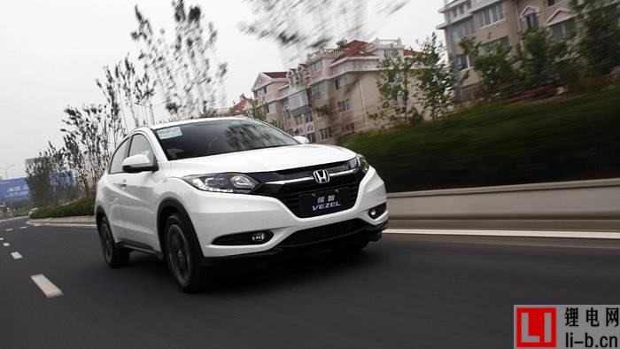 XR-V纯电版等,本田在华推3款纯电动车型