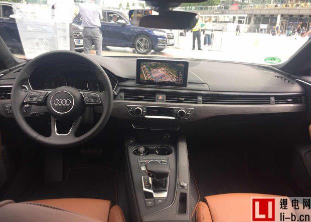 海外即将上市,全新奥迪A5,g-tron发布