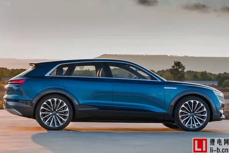 奥迪电动车规划曝光,将推多款纯电动车型