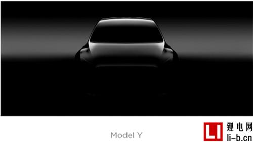 特斯拉Model Y