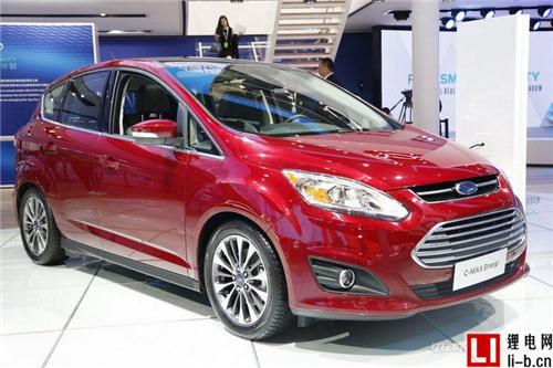 最低15.38万,进口福特C-MAX混动版被买断