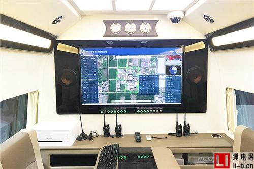 以大气监测为主要方向 北汽福田打造智能环境车
