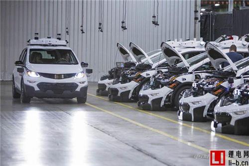再增130新丁 雪佛兰Bolt自动驾驶车队进一步壮大