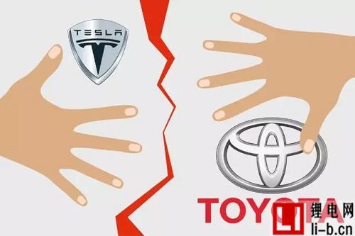丰田出售所有特斯拉股票,两者停止合作