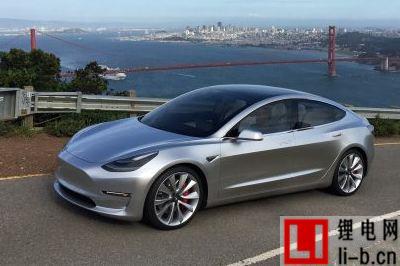 特斯拉Model 3将于7月末正式量产