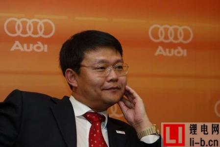 """一汽轿车董事长秦焕明辞职,新能源项目成""""烂尾工程""""被终止"""