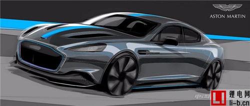 限155辆 阿斯顿马丁RapidE于2019年量产