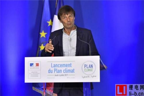 法国计划2040年完全禁止燃气和柴油车销售