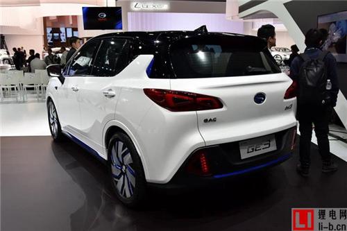 造型个性 广汽传祺GE3将于7月21日上市