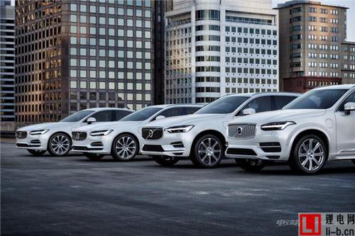 沃尔沃汽车宣布2019电气化战略 终结纯内燃机时代