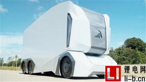 远程控制+自动驾驶 Einride推出电动卡车T-pod