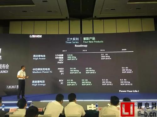 苏州力神21700项目落地,动力市场新风骚谁领?