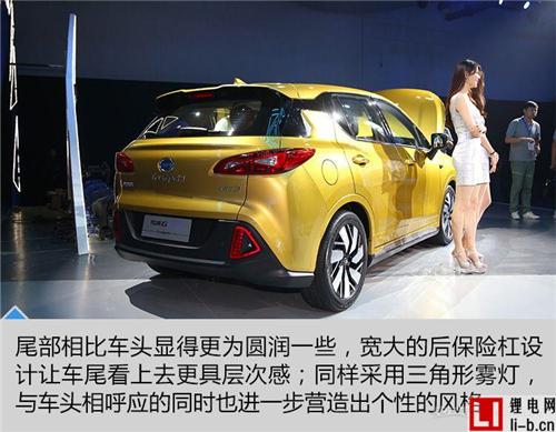 解读精致小型纯电SUV—广汽传祺GE3 主打年轻人