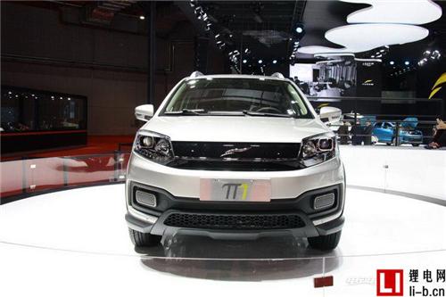 续航330公里 云度小型纯电动SUV将上市
