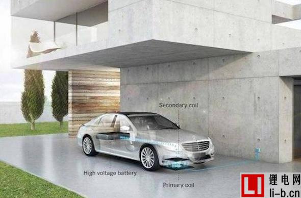 奔驰计划2018年推出无线充电系统  与高通子公司合作开发