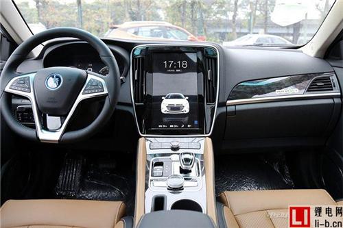 实际购车价为14.99万 2017款比亚迪秦80上市