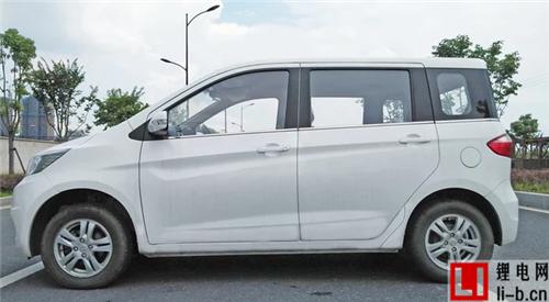 长安欧力威EV正式上市 售价15.80万元最大续航里程252km
