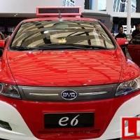 比亚迪电动车2016年上半年共售出4.6万辆,市场占有率40%
