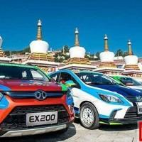 今年上半年北汽新能源汽车累计销量已突破4万辆
