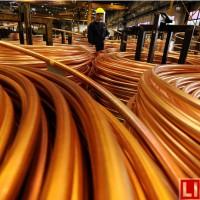 7月十种有色金属日均产量14.15万吨 环比下降4.1%