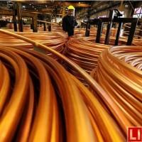 说好的减产呢?上半年中国精铜产量增加403万吨!