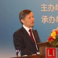 中国工程院院士钟志华在电动汽车百人会发表演讲