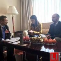 《华尔街日报》专访全国人大代表、天能集团董事长张天任