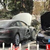 特斯拉揭秘上海Model S起火真相