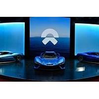 蔚来汽车携ES8量产SUV、EP9、EVE等11辆车参加上海车展