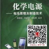 《化学电源——电池原理及制造技术》电子文档下载(PDF)
