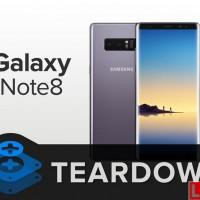 拆解三星Note 8:锂电池这次还爆吗?