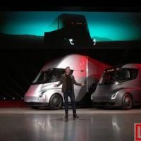 100万元起 特斯拉卡车Semi售价正式公布
