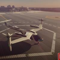 """电动飞机受关注 前特斯拉电池专家参与""""飞行汽车""""项目"""