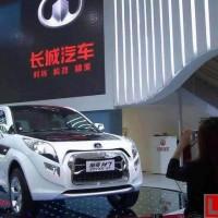 """长城宝马合资 新能源汽车产业重启""""市场换技术"""""""